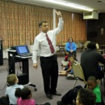 Severe Weather Lesson With Weatherman Jim Loboy--March 15, 2013--6 Photos